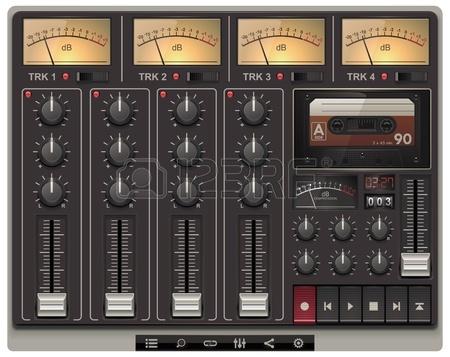 Recording Studio7, Software Recording