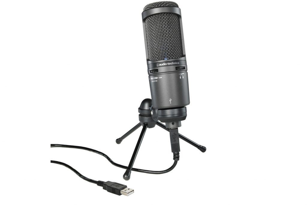 Usb Microphone 1024x683, Software Recording