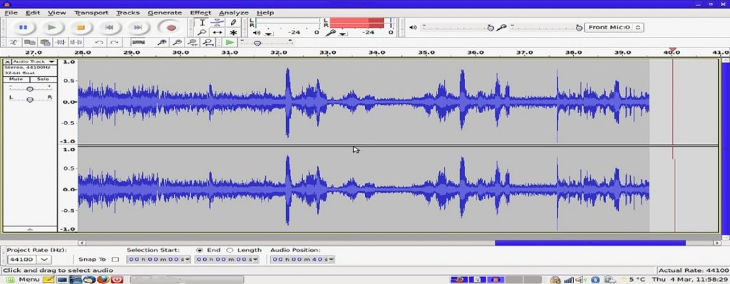 Audacity 1024x398, Software Recording