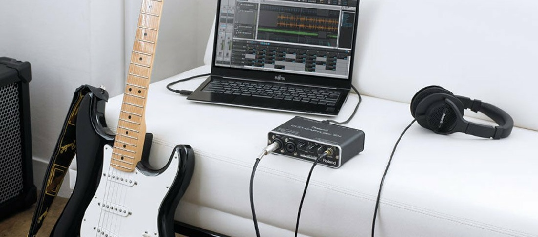 Vocal recording software at Home