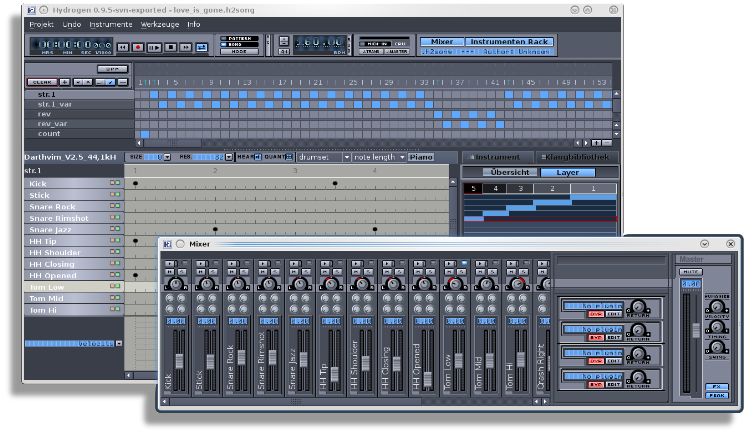 drum machine software